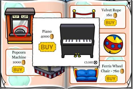 Better Igloos Catalog Cheat