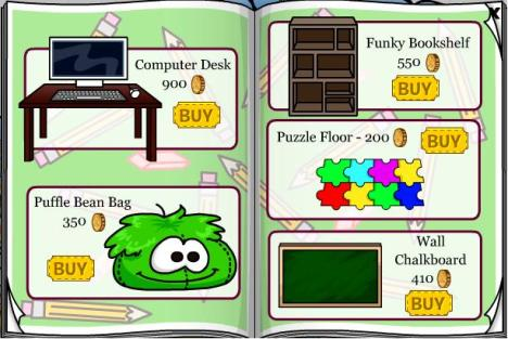 Better Igloos Catalog Items