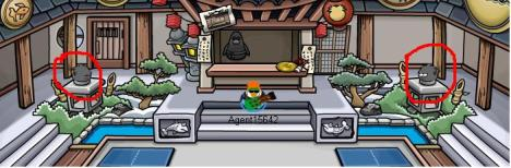 Black Ninja Puffle Spottings