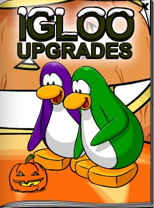 Igloo Upgrades Catalog Cover